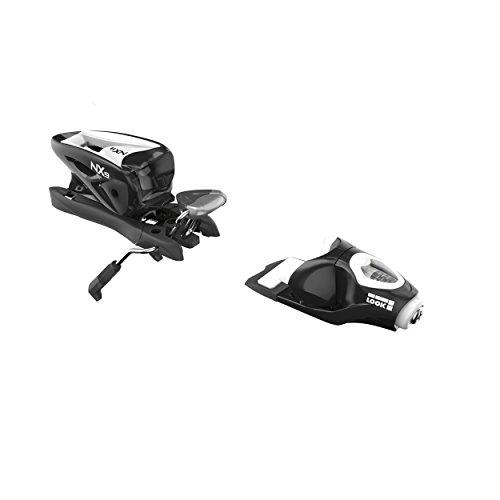 LOOK - Fixations De Ski Nx 9 Irs B83 Black/White - Mixte - Taille Unique - Noir