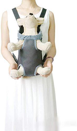 Brustbeutel, Haustierrucksack, Atmungsaktive Mesh-Hundebeutel, Katzebeutel Heraus Tragbare Mode Rucksack, Für Kätzchen Welpen Tiere Handtaschen Reise Fluggesellschaft Sicher