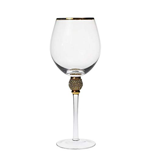 ZHUANQIAN Copas ChampáN Copa De Vino De Vidrio Creativo Vidrio Cristal De Champán Bebida De Viernes De Vidrio Suministros De Cristal Vidrio Vino De Vidrio Vidrio Vidrio (Color : Red Wine Glass)