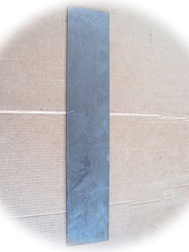 KolotovichTool Industrial Metal 5/16' x 1' x 12', A36 Steel.3125' Thick, Steel, Plate, Rectangle, Sheet Steel LU-0849BER