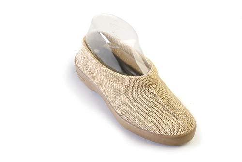 Arcopedico Women's Sec V Beige Shoe 8-8.5 M US
