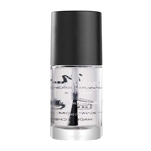 Maniology 0.4 fl oz Water Based No Smudge Nail Polish Top Coat