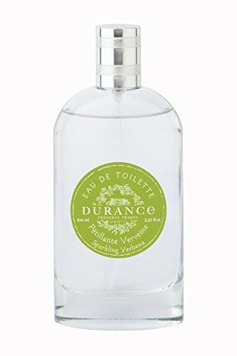 Durance Serie 'Les Eternelles' - Eau de Toilette Eisenkraut (Petillante Verveine) 100 ml mit Zerstäuber