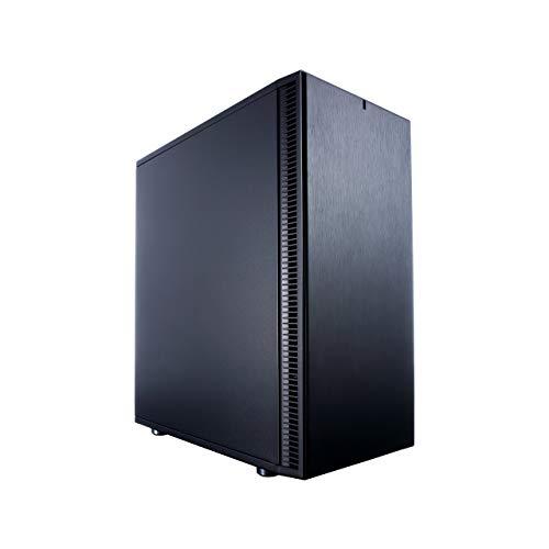 Fractal Design Define C, PC Gehäuse (Midi Tower) Case Modding für (High End) Gaming PC, schwarz