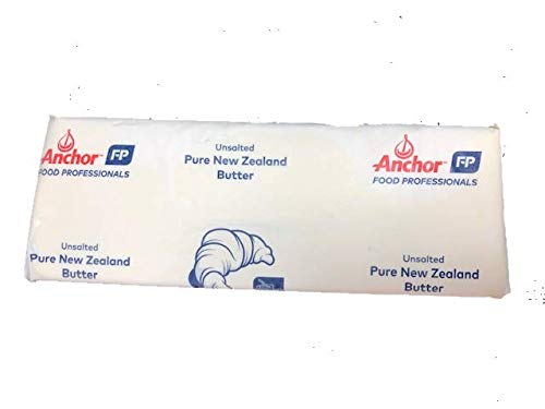ニュージーランド産 グラスフェッドバター 無塩 5kg 賞味期限2021.12.7