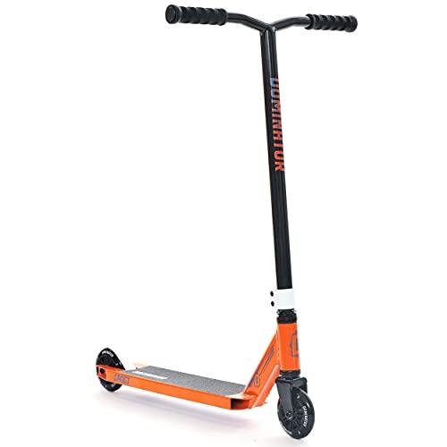 Dominator Cadet Pro Stunt Scooter (naranja/negro)