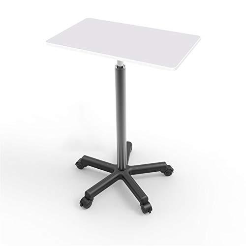 Portatile Tavolo Per Laptop Pieghevole Tavolino PC Da Regolabile Supporto Leggio Pigro Comodino Scrivania Portatile Divano Letto (Color : A)