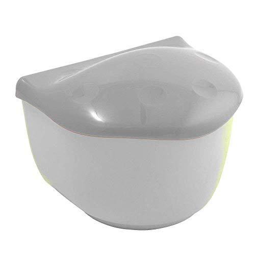 Metaltex 731510 - Salero Cocina plástico con Tapa