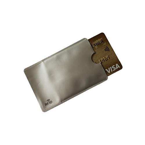 Etui Carte Bancaire Anti Piratage Paiement sans Contact RFID - Argent