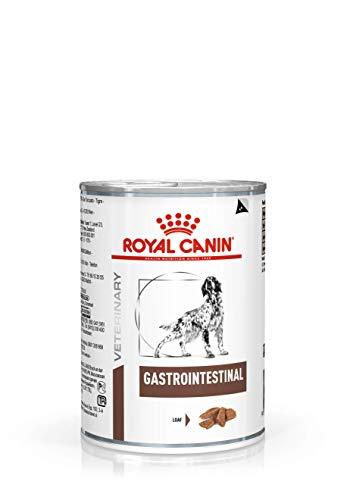 Royal Canin Gastrointestinal- Comida para perros de edad adulta, 400 g (Paquete de 12) ✅