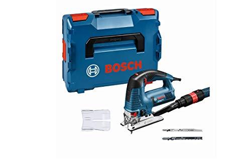 Bosch Professional GST 160 BCE - Sierra de calar (800 W, 800 - 3000 cpm, profundidad de corte 160 mm, en L-BOXX)