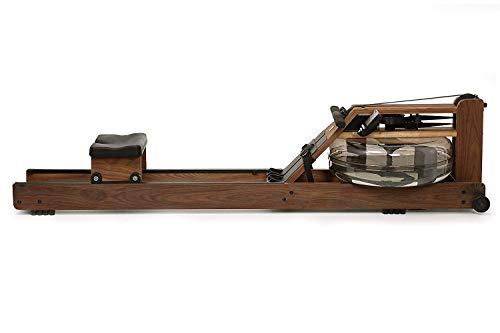 WaterRower Classic - Nogal - Remo de agua, Adultos Unisex, Nogal, 210 x 56 x 53 cm