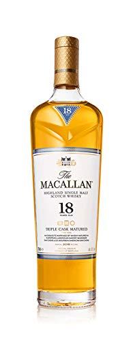 Macallan Fine Oak 18 Años Single Malt Whisky Escocés, 43% - 700 ml