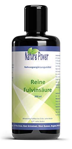 Reine Fulvinsäure   200 ml   von NATURE...