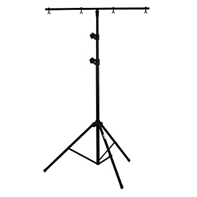 Adam Hall Professional Tripod Lighting Stand + T-bar