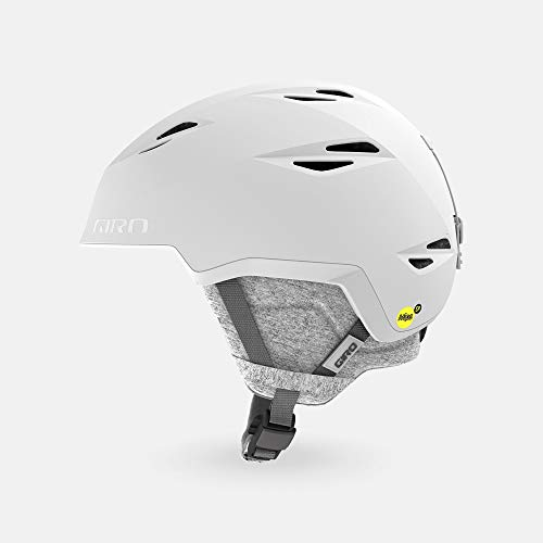 Giro Envi MIPS Spherical Womens Snow Helmet - Matte White - Size M (55.5–59cm) (2021)