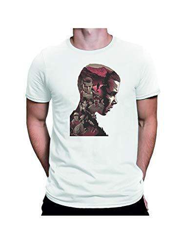 DrMugCollection Camiseta Stranger Things Shadow (XL)
