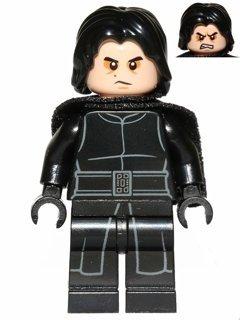 Star Wars Lego Minifigur - Kylo Ren aus Set 75139