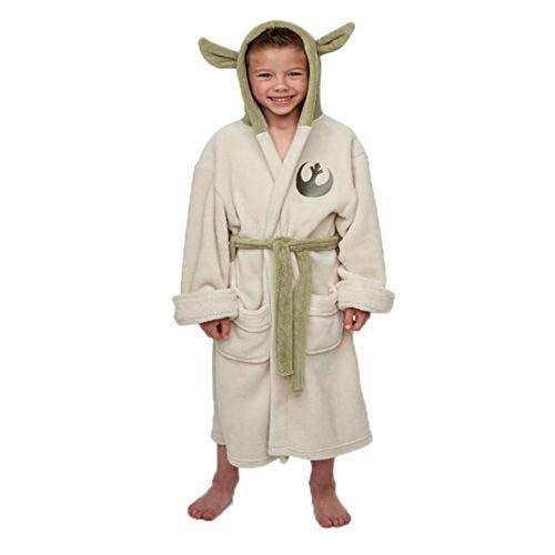 Star Cosplay Wars y-oda Ambas Robe Costume Jedi Fleece