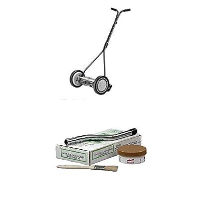 American Lawn Mower Company Inch 5-Blade Push Reel Lawn Mower