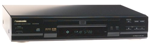 Best Buy! Panasonic DVD-RV30 DVD Player