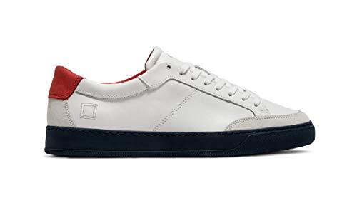 D.a.t.e. Sneaker Uomo m301je co wl Jet colorer White Blue ss19 44