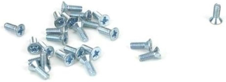 Athearn ATH99007 Flat Head Screws, 256 x 1 4 (24) by Athearn