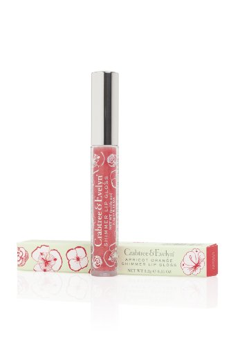 Crabtree & Evelyn Albaricoque Naranja Shimmer Lip Gloss 3.2g