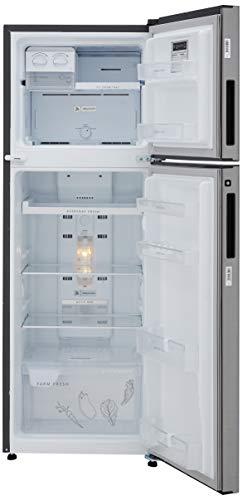 Whirlpool 265 L 3 Star Inverter Frost-Free Double Door Refrigerator (INTELLIFRESH INV CNV 278 3S, German Steel, Convertible) 4
