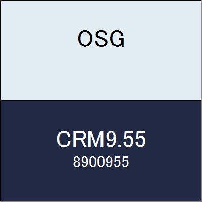 OSG 超硬ストレートリーマ CRM9.55 商品番号 8900955