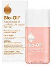Bio-Oil, Aceite Para el Cuidado de la Piel Seca, Manchas, Estrías, Cicatrices, Tratamiento Corporal y Facial, Fresh, 60 Mililitros