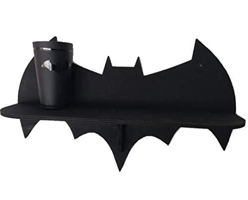 Batman Regal aus Holz | Wandregal | Sammlerstück | Batman Fans | verschiedene Farben |