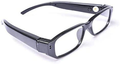 VPT 720P Mini Camera Video Audio Recorder DV Eyewear Camcorder,Camera Eyeglasses Video Recording Eyeglasses for Sports and Outdoor Activities