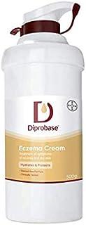 Diprobase Cream 500g pump - Pack of 2
