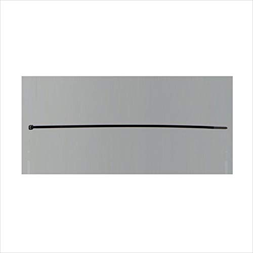 ロックタイ 黒 L30cm 100本
