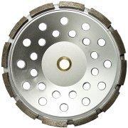 Rialto USA LLC 5 E-CUP SGL TH 5-Inch Single Row Diamond Cup Wheel