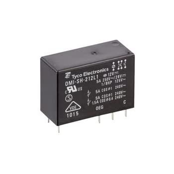 TE CONNECTIVITY Relay 16A OMIH-SS-124LM,000 OEG SPST-NO 30VDC 250VAC