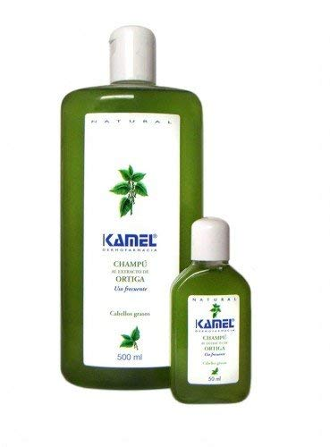 Kamel, Champú con Extracto de Ortiga, 500 ml