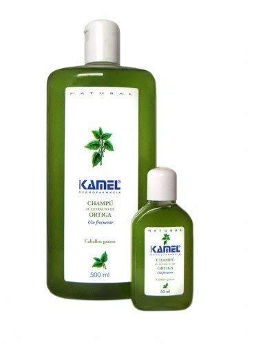 Kamel Shampoo mit Extrakt von Ortiga, 500 ml