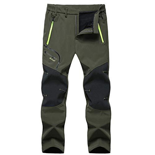 Yowablo Arbeitsschutzhose Berufsbekleidung Jeanshose Schlupfjeans Overall Jumpsuit Trainingsanzug Trainingshose Jogpants Sportanzug Jogginganzug (3XL,1- Herren-Armeegrün)