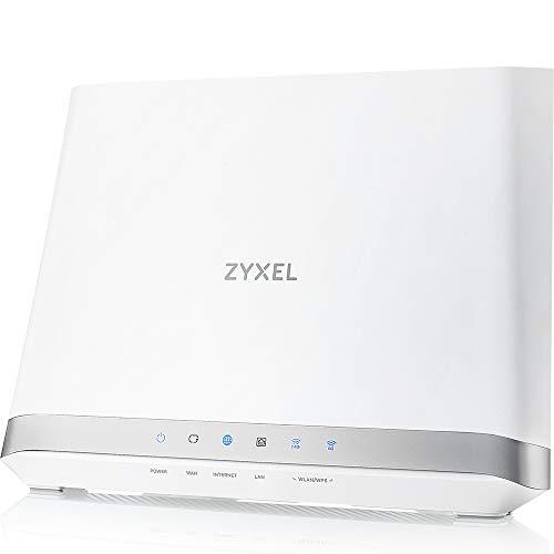 Zyxeo AC2200 Wireless Dual-Band 11ac Wave 2 VDSL2 /G.Fast Combo WAN Gateway Modem Router [XMG3927-B50A]