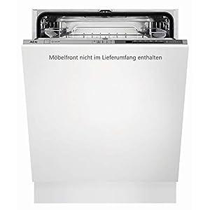 AEG FEB52600ZW Semi-incorporado 13cubiertos A++ lavavajilla ...