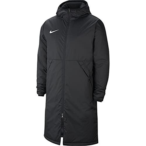 Nike Team Park 20 Winter Jacket Giacca invernale, nero/bianco, M Uomo