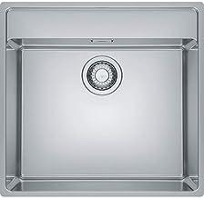 Franke Kitchen Systems 115.0380.641 Franke Novara ECO Robinet d/évier fixe en acier inoxydable