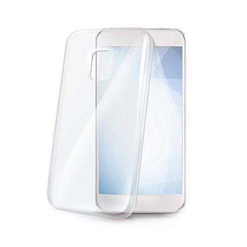 Celly GELSKIN519 Silikon Gelskin Schutzhülle für Huawei G Play Mini transparent