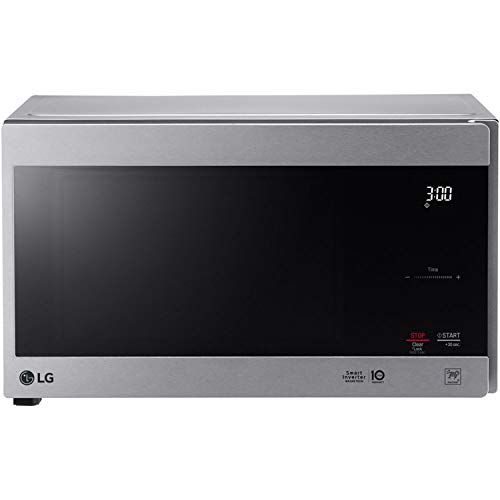 LG NeoChef 0.9 Cu. Ft. 1000W Countertop Microwave in Stainless Steel