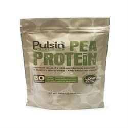 Pea Protein Isolate Powder Unsweetened 250g by Pulsin