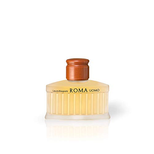 Laura Biagiotti Laura biagiotti roma uomo homme men eau de toilette vaporisateur spray 40 ml