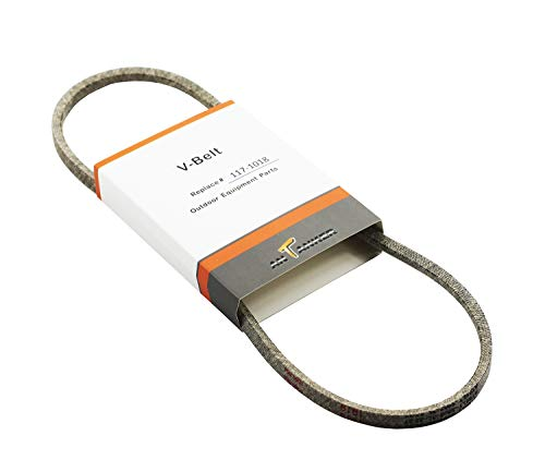 Antanker Drive Belt Replacement Toro 117-1018 V-Belt 20330 20331 20350 20351