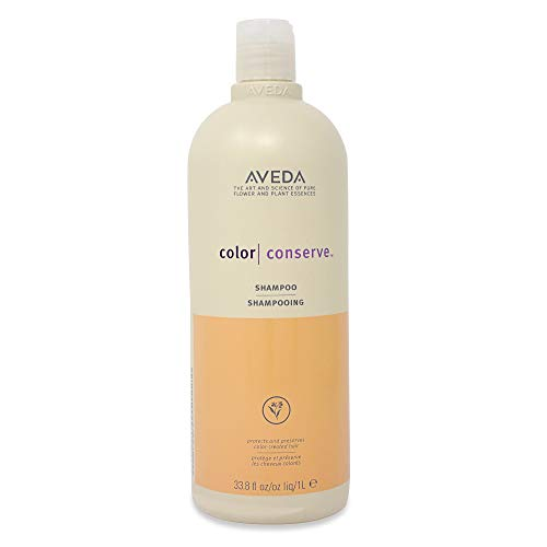 AVEDA Color Conserve Shampoo 33.8 oz Plant Infused Shampoo Protect Color and Prevents Fading